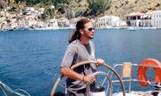 Μπορείτε να φανταστείτε τον Κώστα Σόμμερ με μακριά μαλλιά πριν 19 χρόνια; Δείτε τον!
