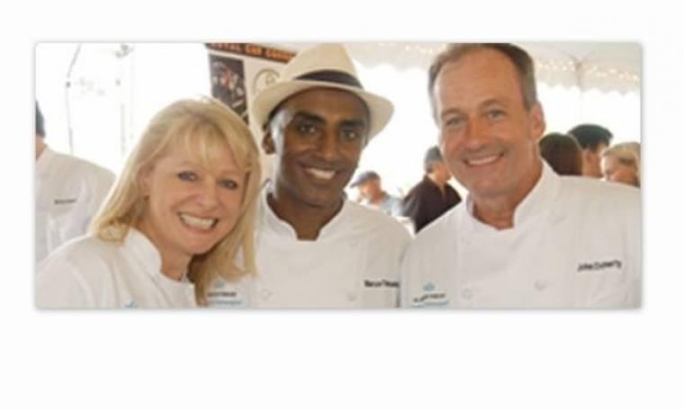 Η Μαρία Λόη «ταΐζει» τους Αμερικάνους σπανακόπιτα!