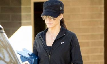 Sandra Bullock: Κομψή ακόμα και με φόρμες