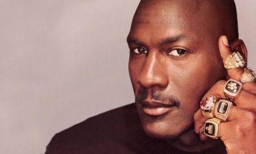 Ο Michael Jordan στις Σπέτσες