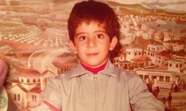 Αναγνωρίζετε το αγοράκι της φωτογραφίας που σήμερα είναι γνωστός ηθοποιός;