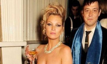 H Kate Moss είναι αλλήθωρη ή έχει αρχίσει και πάλι τις καταχρήσεις;