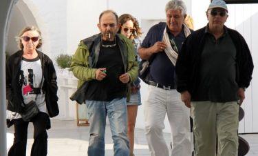 Ζουγανέλης-Σιδέρη-Μπουλάς-Ούστα: Δύο ζευγάρια σε έξοδο για φαγητό!