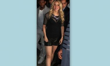 Shakira: 'Έχασε όλα τα κιλά της εγκυμοσύνης