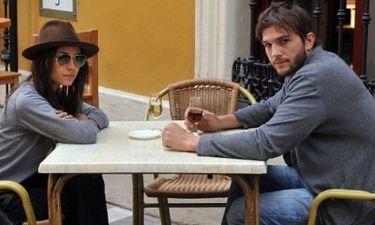 Ρομαντικό ταξίδι στην Ισπανία για τον Ashton Kutcher και την Mila Kunis