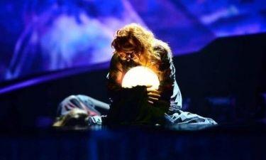 Eurovision 2013: Άγιος Μαρίνος: Με μια φωτεινή μπάλα αγκαλιά η Valentina Monetta!