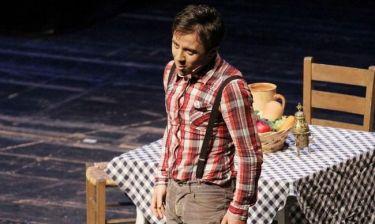 Θανάσης Τσαλταμπάσης: «Το να είμαι καλός ηθοποιός αλλά κωλόπαιδο δεν μου λέει κάτι»