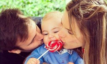 Τα πρώτα γενέθλια του μικρού Noah, γιου της Alessandra Ambrosio (φωτό)