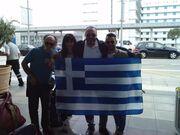 Eurovision 2013: Koza Mostra και Αγάθωνας αναχώρησαν για Μάλμο!