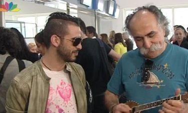 Eurovision 2013: Koza Mostra – Αγάθωνας: Με αγκαλιά το μπαγλαμαδάκι έφυγαν για Σουηδία!