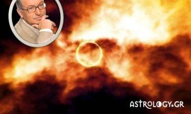 Κ. Λεφάκης: Προβλέψεις για Νέα Σελήνη - Έκλειψη Ηλίου