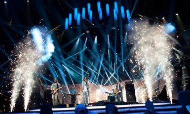 Eurovision 2013: Αρμενία: Γέμισε πυροτεχνήματα η σκηνή του Μάλμο!