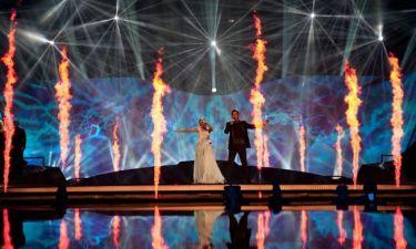 Eurovision 2013: Γεωργία: Καπνοί και φλόγες γύρω τους!