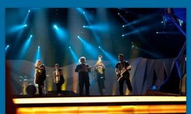 Eurovision 2013: Το εφέ της Ελληνική αποστολής οn stage που εντυπωσίασε!