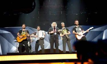 Eurovision 2013: Ηλίας Κόζας: Τι δηλώνει λίγο μετά την πρώτη πρόβα!
