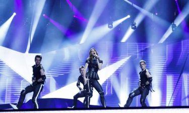 Eurovision 2013: Σλοβενία: Με άσπρο – μπλε φόντο στη σκηνή του Μάλμο!