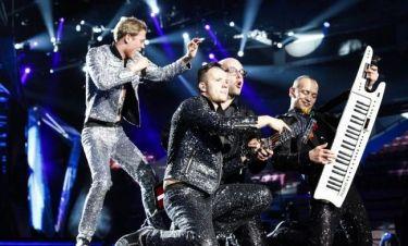 Eurovision 2013: Η πρόβα των εκπροσώπων της Λετονίας πριν λίγο στην Σουηδία (φωτο)