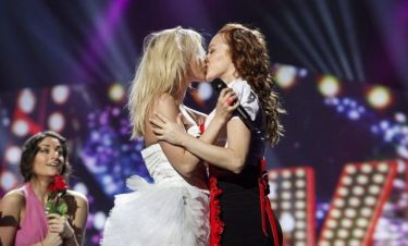 Eurovision 2013: Το φιλί στο στόμα των εκπροσώπων της Φιλανδίας που θα συζητηθεί