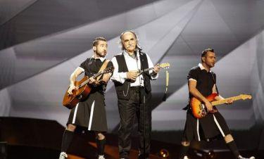 Eurovision 2013: Αγάθωνας Ιακωβίδης-Koza Mostra: Ολοκληρώθηκε η δεύτερη πρόβα τους στη Σουηδία