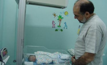 Θέμης Ανδρεάδης: Έγινε παππούς!