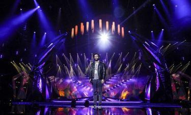 Eurovision 2013: Ιταλία: Ο Marco Mengoni έκανε την πρώτη του πρόβα στο Μάλμο
