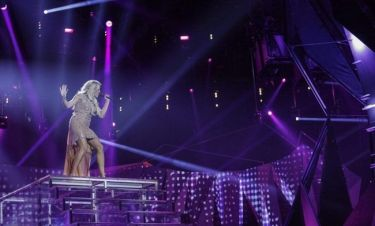 Eurovision 2013: Γερμανία:Cascada: Πολύ glamorous εμφάνιση στην πρώτη της πρόβα