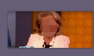 Ανακοίνωσε μέσα από την εκπομπή της ότι αποχωρεί από την τηλεόραση!