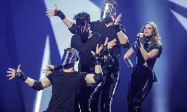 Eurovision 2013: Σλοβενία: Φουλ στο δερμάτινο και  στο χορευτικό!