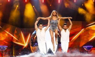 Eurovision 2013: Λευκορωσία: Με κρόσια και ντισκομπάλα η Αλιόνα στην σκηνή