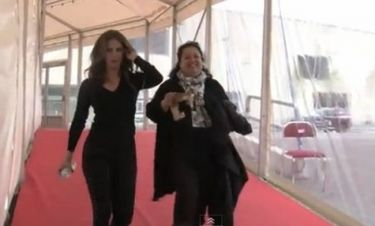 Eurovision 2013:  To απίστευτο «φάουλ» των Σουηδών! Ξέχασαν την Ολυμπίου στο ξενοδοχείο και δεν έκανε πρόβα με το φόρεμά της!