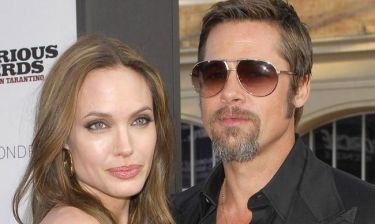 Brad Pitt για Angelina Jolie: «Είναι μια ηρωίδα. Θέλω μόνο να ζήσει πολλά χρόνια, με υγεία»