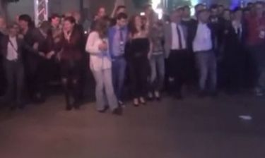 Eurovision 2013: Koza Mostra: Μετέτρεψαν το Ισραηλινό πάρτι σε Ελληνικό γλέντι!