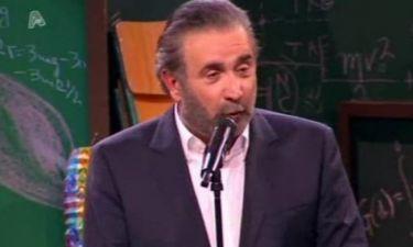 Λάκης Λαζόπουλος: «Φτάνουμε στο τέλος. Άλλα δυο επεισόδια έμειναν»