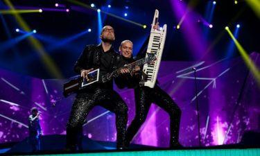 Eurovision 2013: Λετονία: Με κοστούμια γεμάτα στρας στη σκηνή!