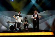 Eurovision 2013: Ελλάδα: Εντυπωσίασαν οι «Koza Mostra» και ο Αγάθωνας!