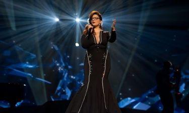 Eurovision 2013: Ισραήλ: Τα μεγάλα γυαλιά μυωπίας και το γοργονέ φόρεμα της Moran