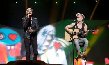 Eurovision 2013: Ουγγαρία: Με total black και σκουφάκι ο τραγουδιστής