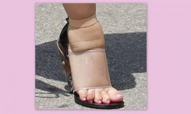 Πού πας μ' αυτό το παπούτσι έγκυος γυναίκα;