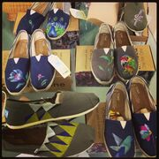 TOMS – Style your Sole!