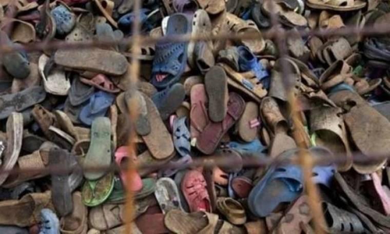 Δε φαντάζεστε τι κάνουν τα παλιά παπούτσια στην Αφρική