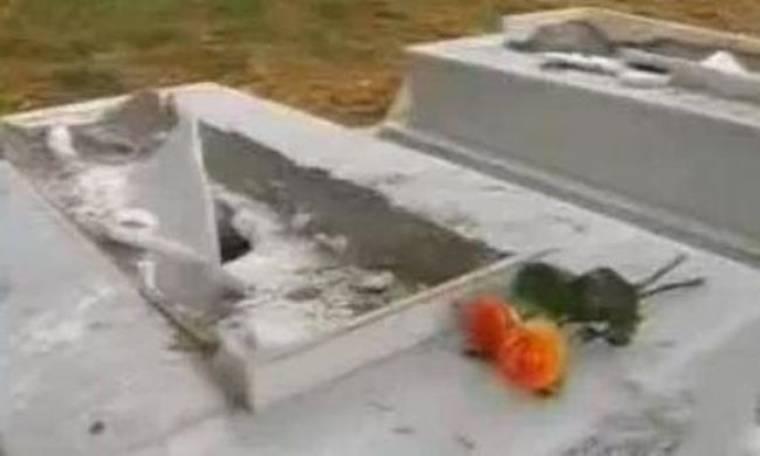 Απίστευτο! Ξέθαψε την νεκρή σύζυγό του και την πήγε στο σπίτι του