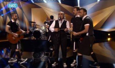 Eurovision 2013: Ελλάδα: Ο Αγάθωνας και οι Koza Mostra ξεσήκωσαν με το κέφι τους το κοινό του Μάλμε