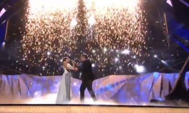 Eurovision 2013: Γεωργία: Η ερωτική μπαλάντα και τα εντυπωσιακά εφέ