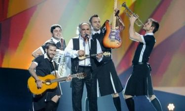 Eurovision 2013: Ο Αγάθωνας και οι Koza Mostra στην τελική δεκάδα του φετινού διαγωνισμού!
