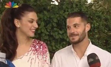 Ράνια Λυκούδη-Ζάχος Αναστασιάδης: Βάπτισαν τον δεύτερο γιο τους