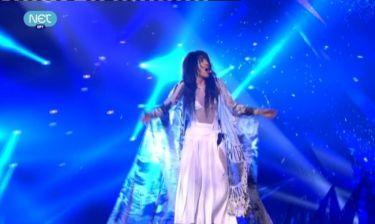 Eurovision 2013: Εντυπωσίασε η περσινή νικήτρια με το «Euphoria» το κοινό του Μάλμε