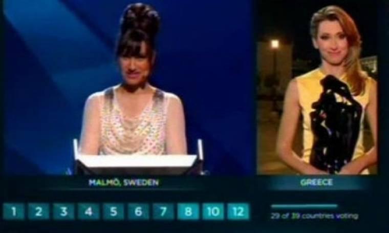 Eurovision 2013: Πώς ψήφισε η Ελλάδα φέτος και πού έδωσε το 12άρι της;