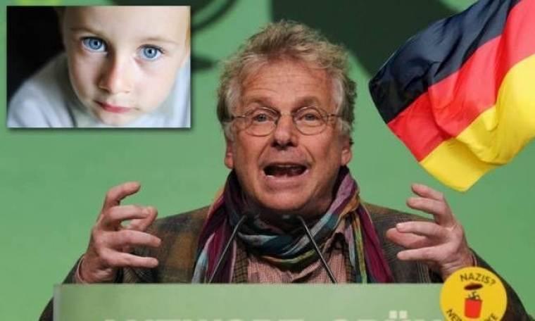 Η παιδοφιλία «στοιχειώνει» τους Πράσινους της Γερμανίας