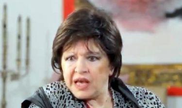 Μάρθα Καραγιάννη: «Σταμάτησα να ερωτεύομαι μετά τα 50 γιατί κατάλαβα ότι μεγάλωσα»