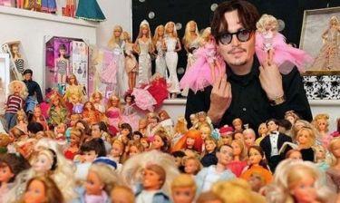 Johnny Depp: Λατρεύει της Barbie